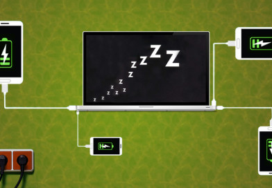 How To Charge Your Phone With The Laptop In Sleep Mode