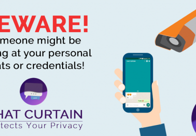 Protect your privacy from prying eyes