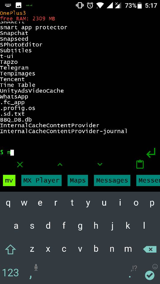 Linux CLI Launcher